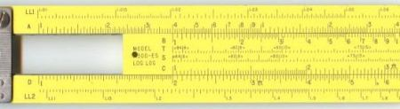 Pocket Slide Rule